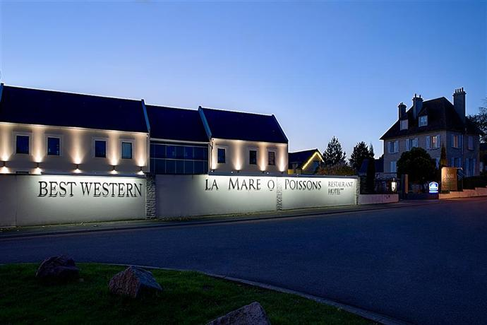BEST WESTERN Hotel La Mare O Poissons - dream vacation