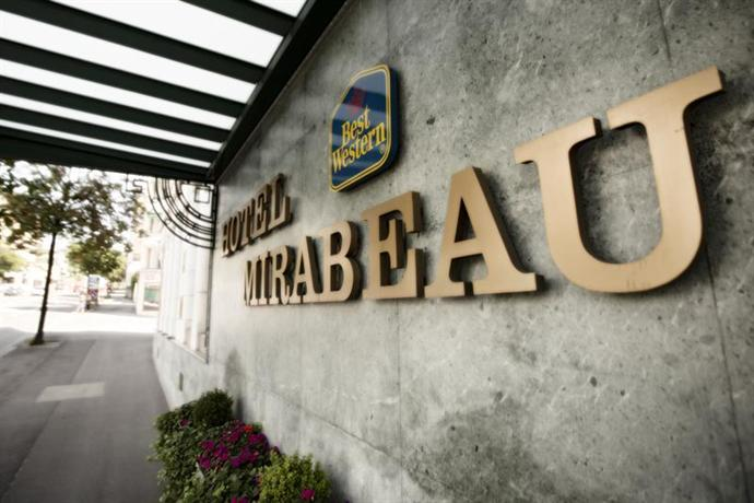 Best Western Plus Hotel Mirabeau - dream vacation
