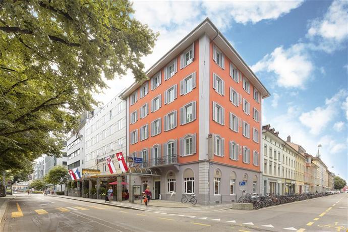 Best Western Hotel Wartmann am Bahnhof - dream vacation