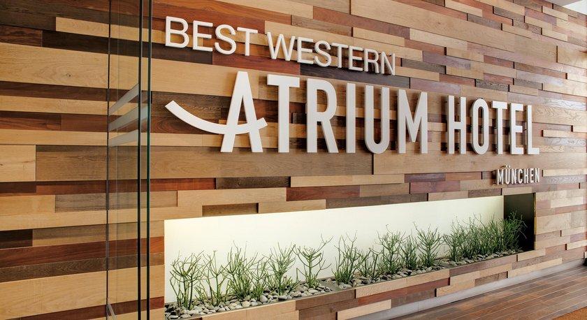 Best Western Atrium Hotel Munich - dream vacation