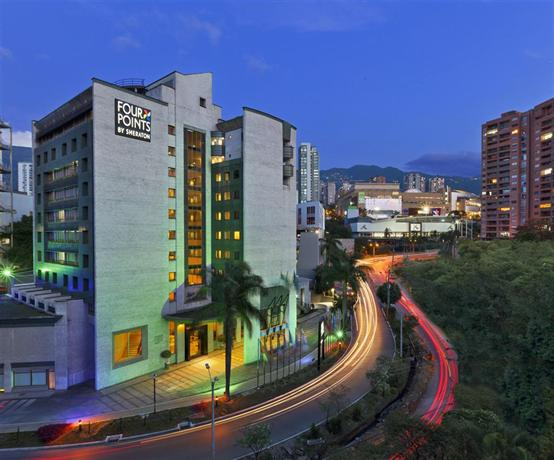 Four Points by Sheraton Medellin - dream vacation