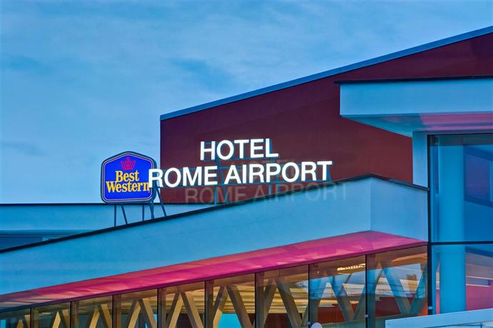 Best Western Hotel Rome Airport - dream vacation