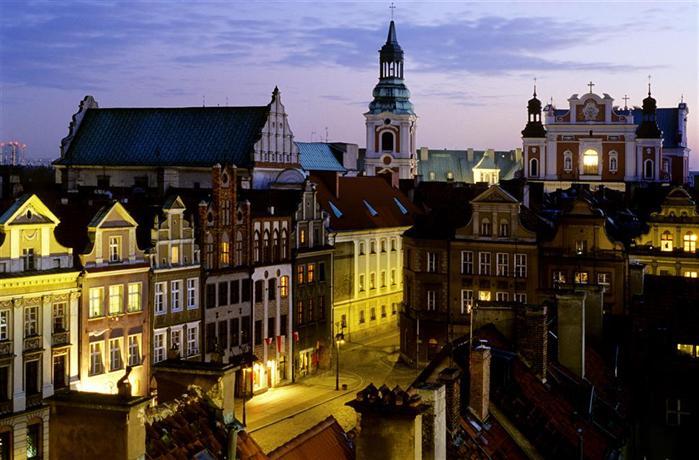 Sheraton Poznan Hotel - dream vacation