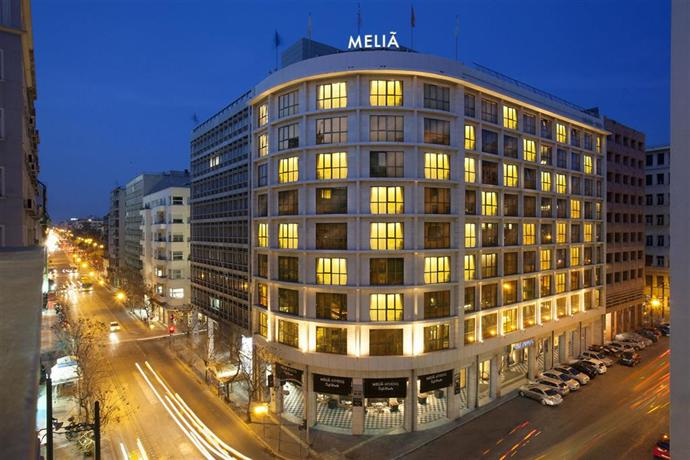Melia Athens - dream vacation