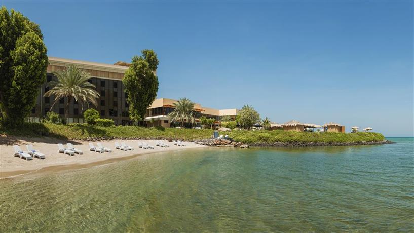 Sheraton Djibouti Hotel - dream vacation