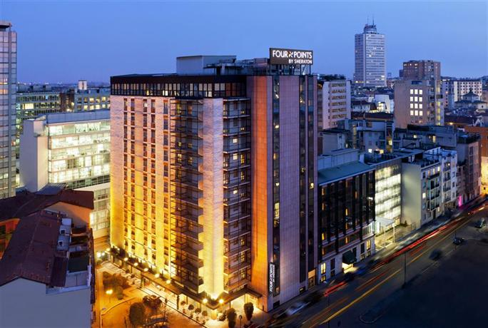 Four Points Sheraton Milan Center - dream vacation