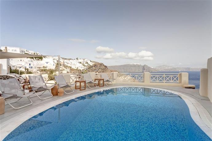 Mystique a Luxury Collection Hotel Santorini - dream vacation