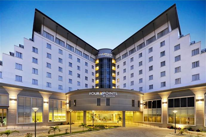 Four Points by Sheraton Lagos - dream vacation
