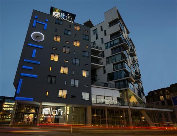 Aloft Brussels Schuman EU Hotel - dream vacation