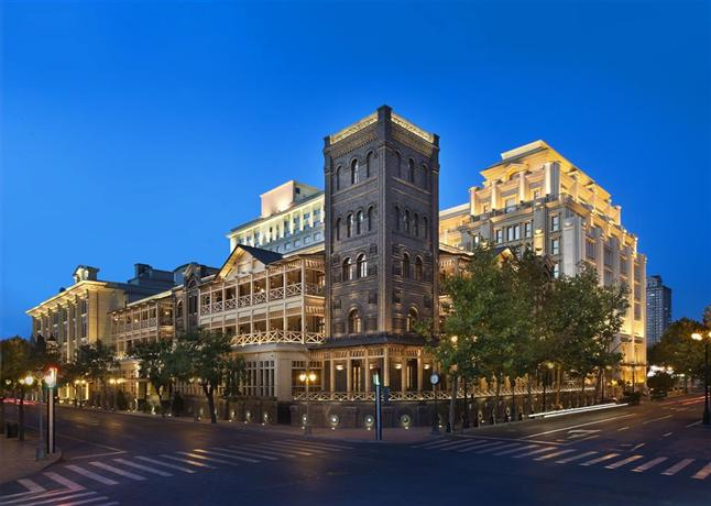 The Astor Hotel A Luxury Collection Hotel Tianjin - dream vacation