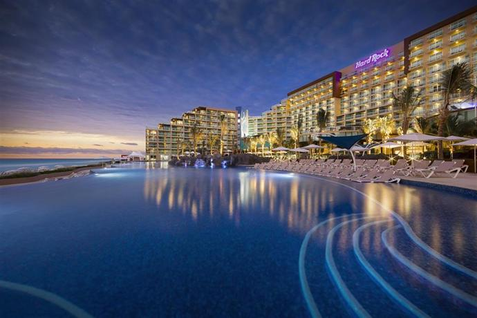Hard Rock Hotel Cancun - dream vacation