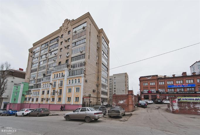 Cozy Apartment Radischceva 15 17 - dream vacation