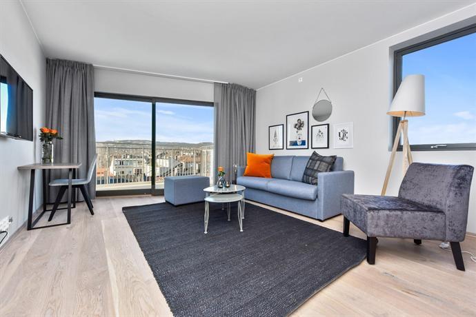 Oslo Apartments - Schultz Gate 1 - dream vacation