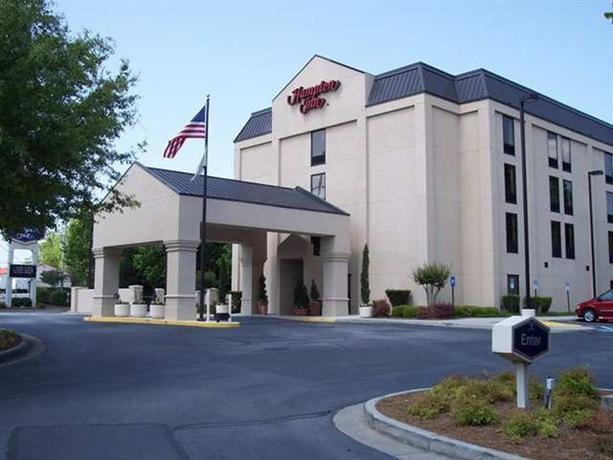 Hampton Inn Gainesville Georgia - dream vacation
