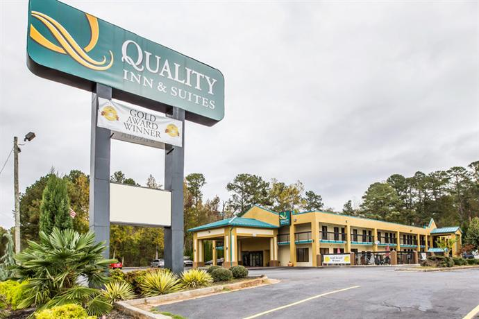 Quality Inn & Suites Griffin - dream vacation