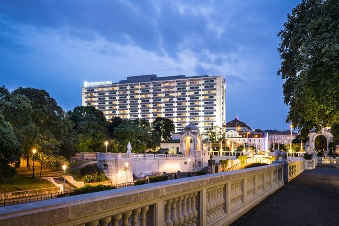InterContinental Wien - dream vacation
