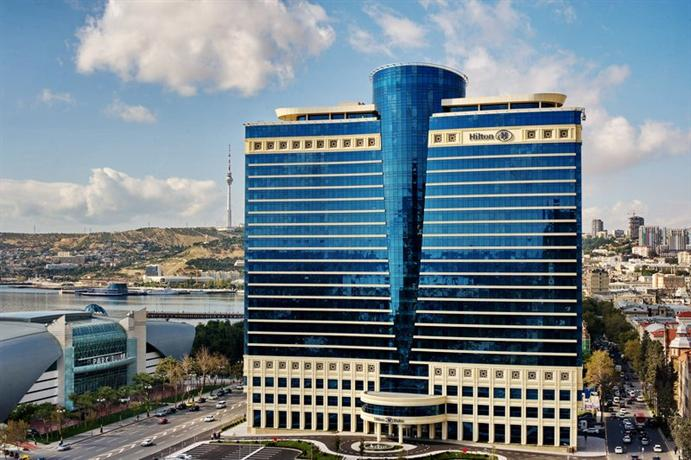 Hilton Baku - dream vacation