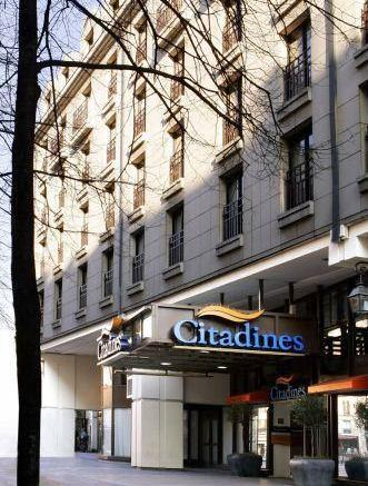 Citadines Les Halles Paris - dream vacation