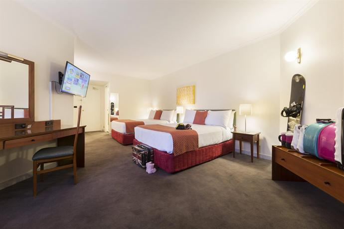 Diplomat Hotel Canberra - dream vacation