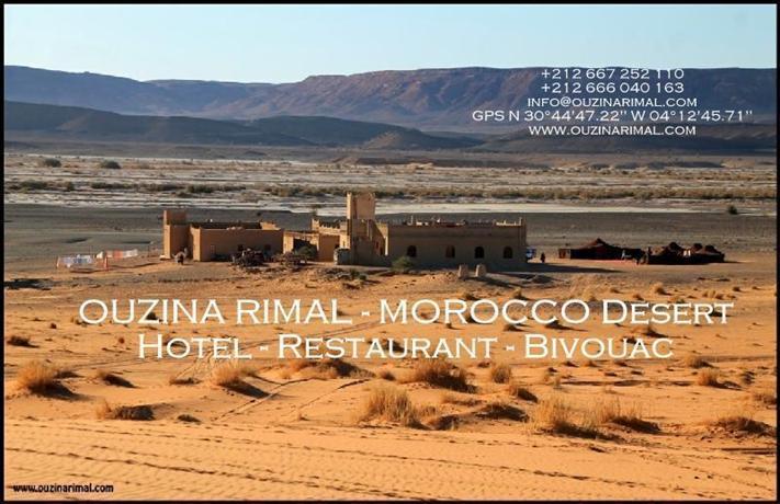 Ouzina Rimal - dream vacation