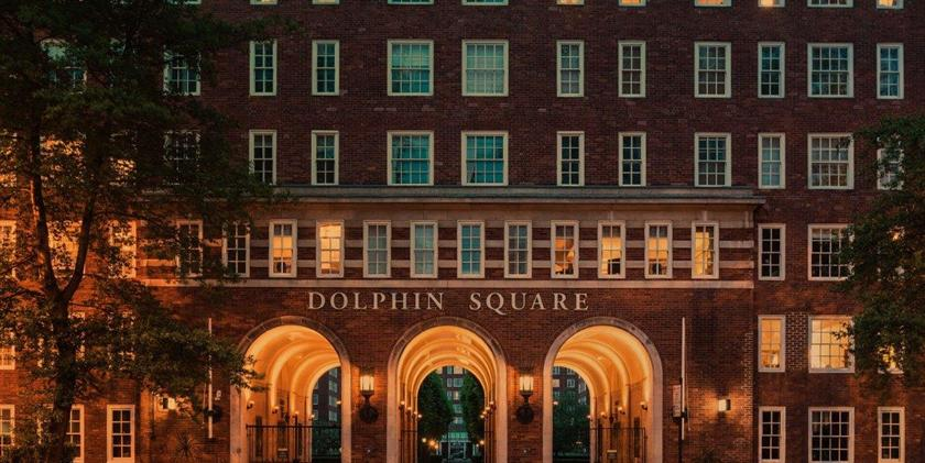 Dolphin House Apartments London - dream vacation