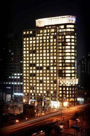 Fraser Place Central Seoul - dream vacation