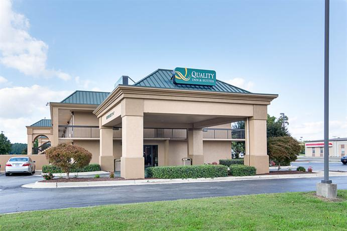 Quality Inn & Suites Franklin Virginia - dream vacation
