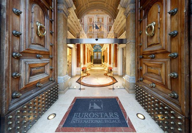 Eurostars International Palace - dream vacation