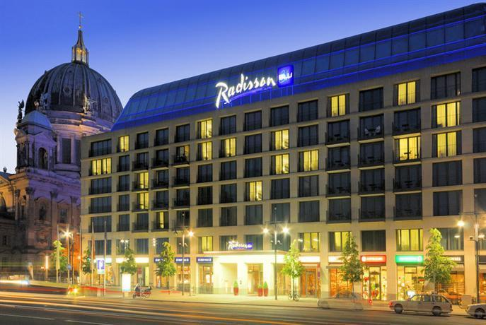 Radisson Blu Hotel Berlin - dream vacation