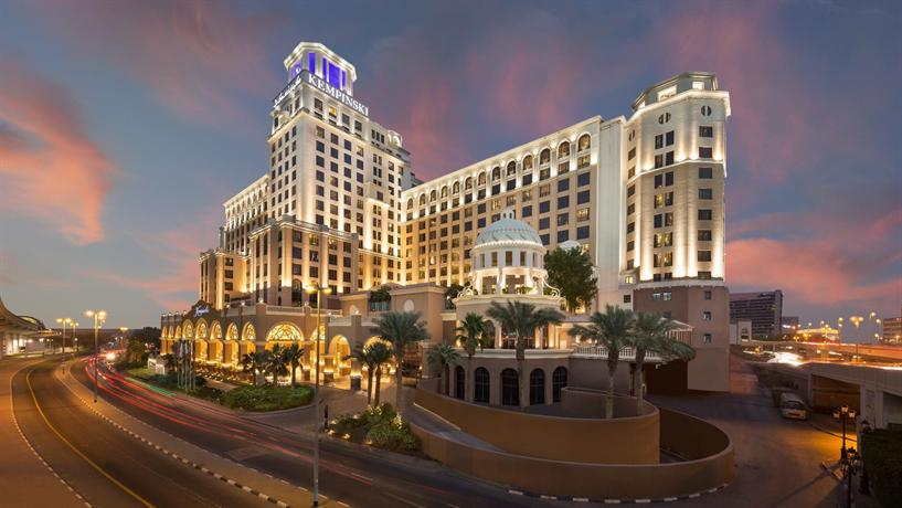 Kempinski Hotel Mall of The Emirates - dream vacation
