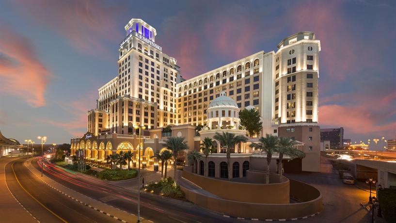 Kempinski Hotel Mall of The Emirates - dream vacation