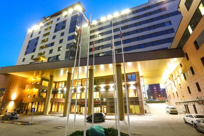 Borodino Hotel - dream vacation
