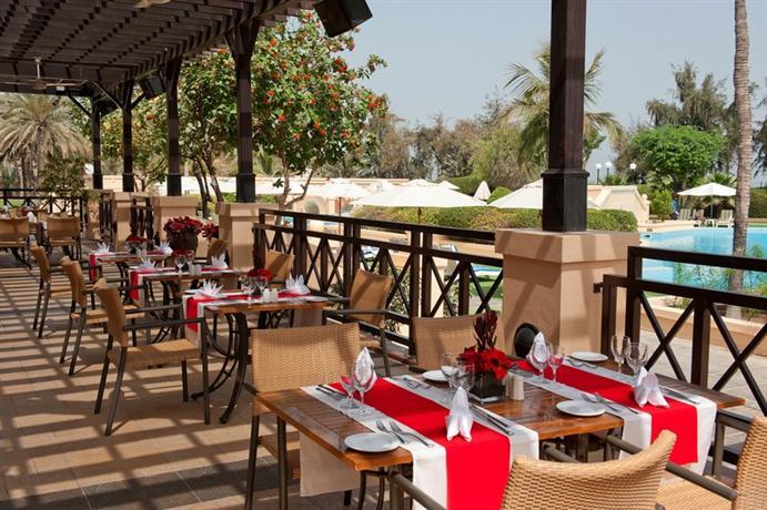 Intercontinental Hotel Muscat - dream vacation