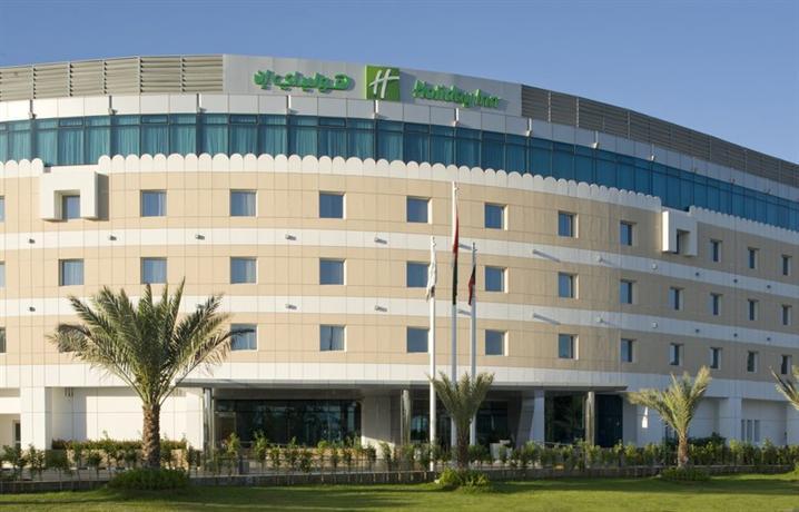 Holiday Inn Muscat Al Seeb Old Muscat - dream vacation