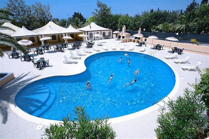 3 Sterne Hotel Califfo