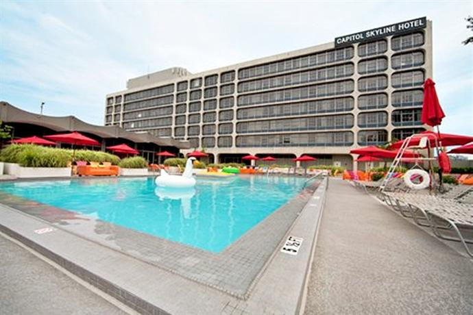 Capitol Skyline Hotel - dream vacation