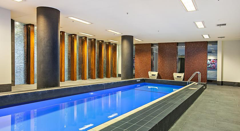 Photo: Waterfront Melbourne Apartments