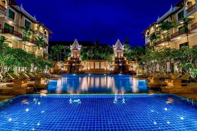 Sokha Angkor Resort - dream vacation
