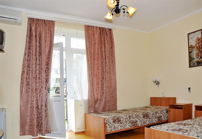 Отель Минутка
