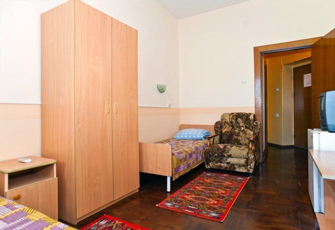 Отель Лазаревское