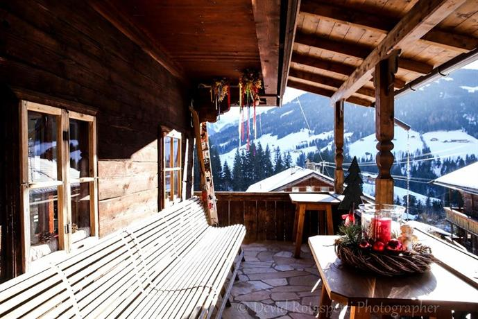 Gastehaus Leirerhausl Alpbach - dream vacation