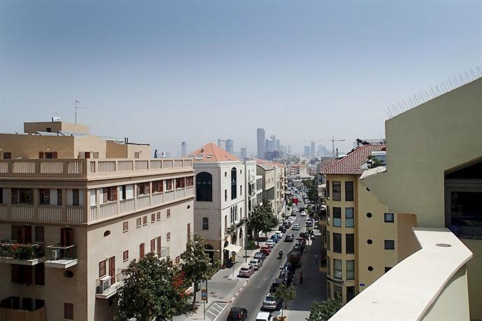 Margosa Hotel Tel Aviv Jaffa - dream vacation