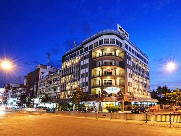 Holiday Villa Hotel City Centre Phnom Penh