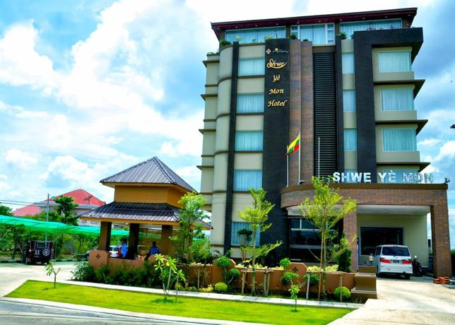 Shwe Ye Mon Hotel - dream vacation
