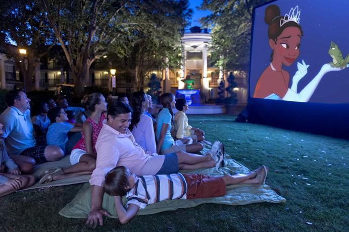 Disney\'s Port Orleans Resort - Riverside - dream vacation