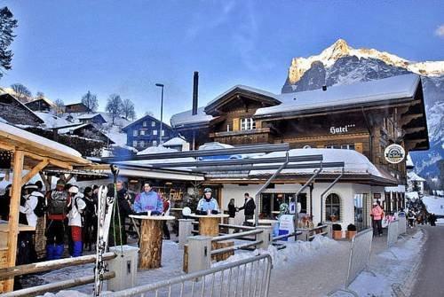 Steinbock Hotel Grindelwald - dream vacation