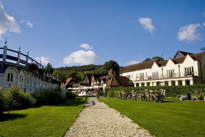Swan at Streatley Hotel - dream vacation