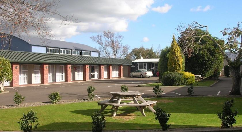 Palmerston North Motel - dream vacation