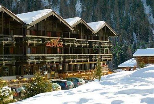 Hotel Alpina -Grimentz - dream vacation