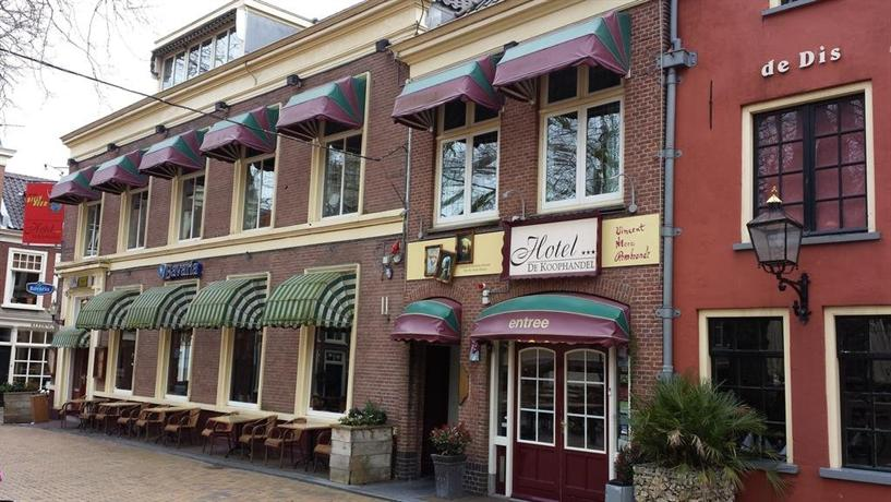 Hotel De Koophandel - dream vacation